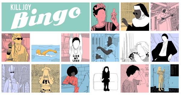 PREVIEW: Kill Joy BINGO! Brighton's first riotous bingo game-show party