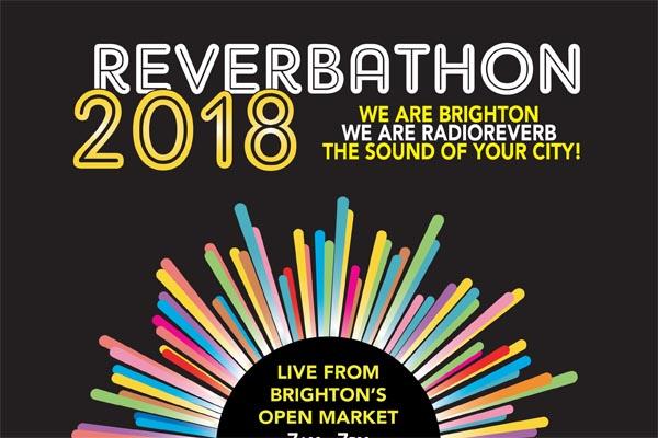 Reverbathon, a fundraiser for RadioReverb