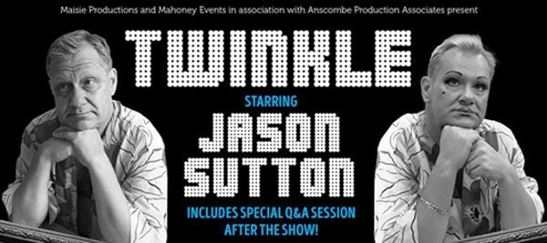 B RIGHT ON LGBT Community Festival: TWINKLE starring Miss Jason