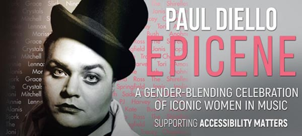 B RIGHT ON LGBT Community Festival: Paul Diello – EPICENE