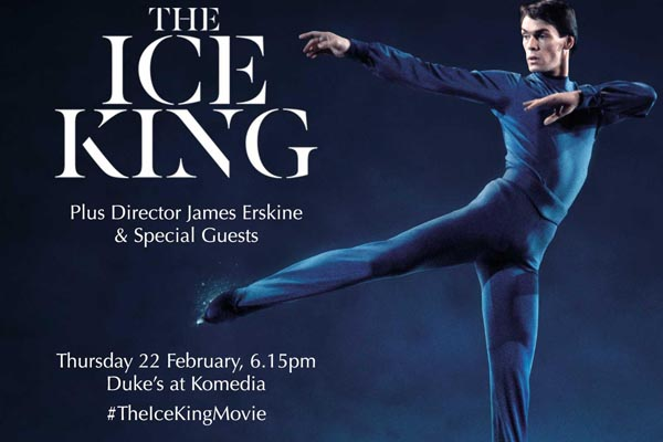 FILM PREVIEW: The Ice King