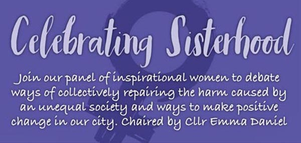 Tonight at B RIGHT ON LGBT Community Festival: Celebrating Sisterhood