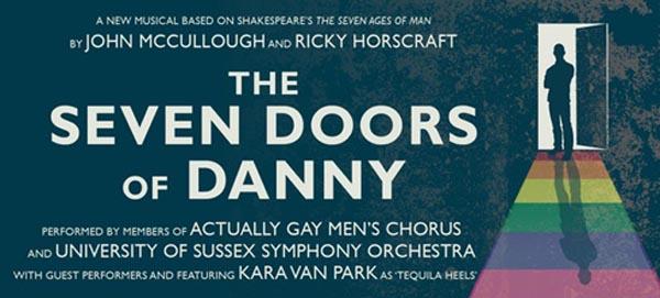 Tonight at B RIGHT ON LGBT Community Festival: The Seven Doors of Danny