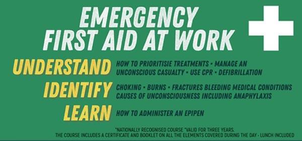 B RIGHT ON LGBT Community Festival: Emergency 1st Aid at Work