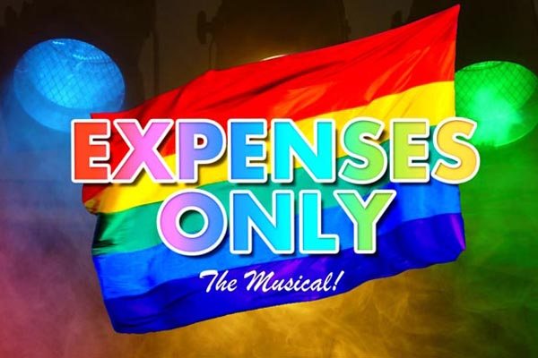REVIEW: Expenses Only – The Musical @Phil Starr Pavilion