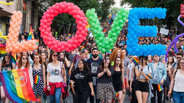 Sofia Pride organisers seek support from Rainbow Cities Network