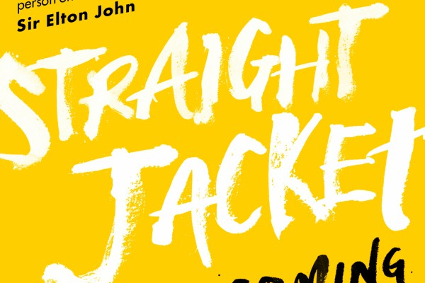 BOOK REVIEW: Straight Jacket by Matthew Todd