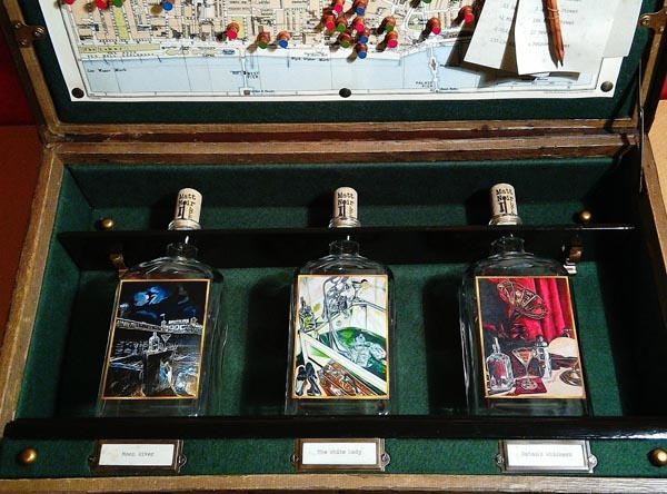 PREVIEW: Brighton Gin art prize exhibition at Brush Gallery