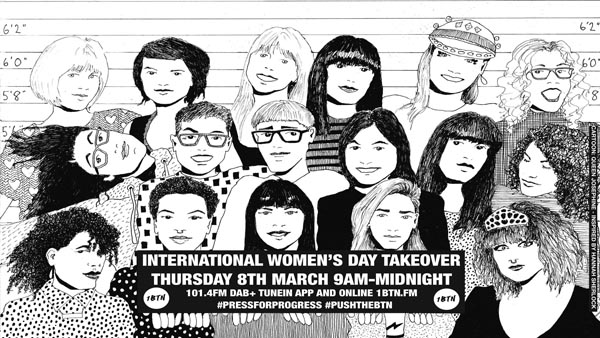 1BTN International Women's Day Takeover