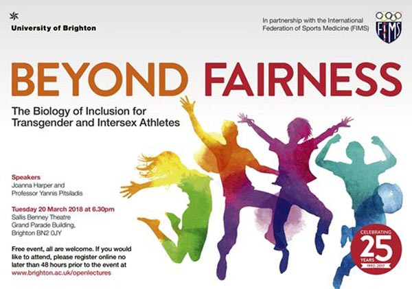 Beyond Fairness: The biology of inclusion for transgender and intersex athletes