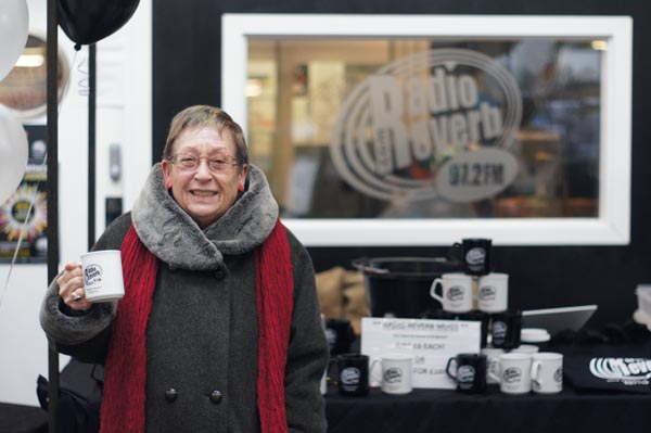 Mayor of Brighton & Hove supports Independent Community Radio