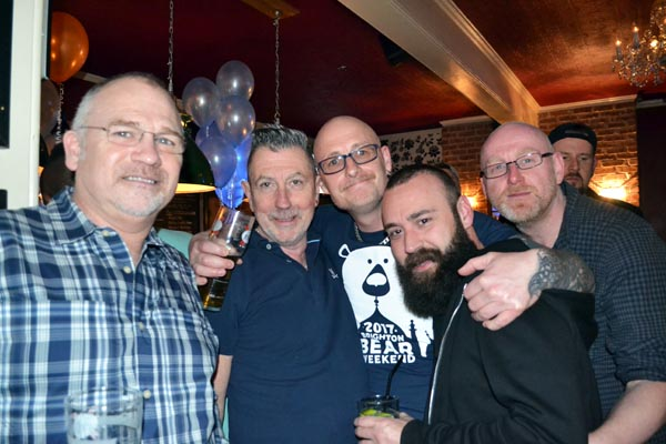 Programme announced for Brighton Bear Weekend