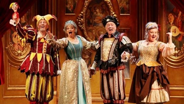 REVIEW: Quartet @Theatre Royal