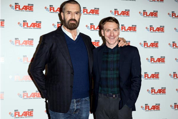 Happy Prince premieres at BFI Flare