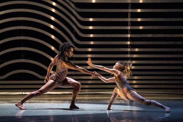 DANCE REVIEW: Rambert @Theatre Royal