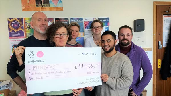 New mental health project for older LGBTQ people at MindOut