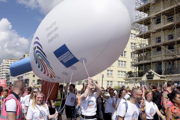 Brighton Pride publish 'standards' protocol for corporate supporters