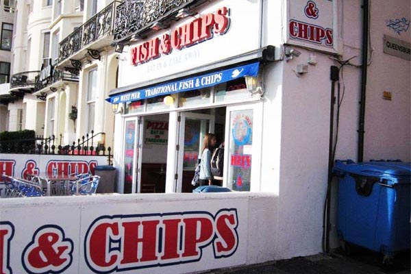 Filthy fish and chip restaurant owner battered