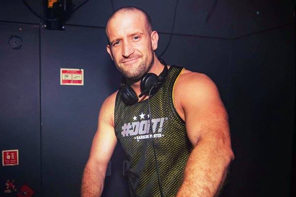 DJ Profile: Lee Harris