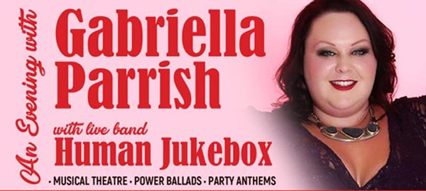 Tonight at B RIGHT ON LGBT Community Festival: An Evening with Gabriella Parrish
