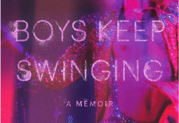 BOOK REVIEW: Boys Keep Swinging: A Memoir by Jake Shears