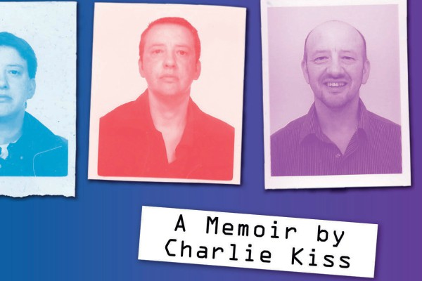 BOOK REVIEW: 'A New Man'  by Charlie Kiss
