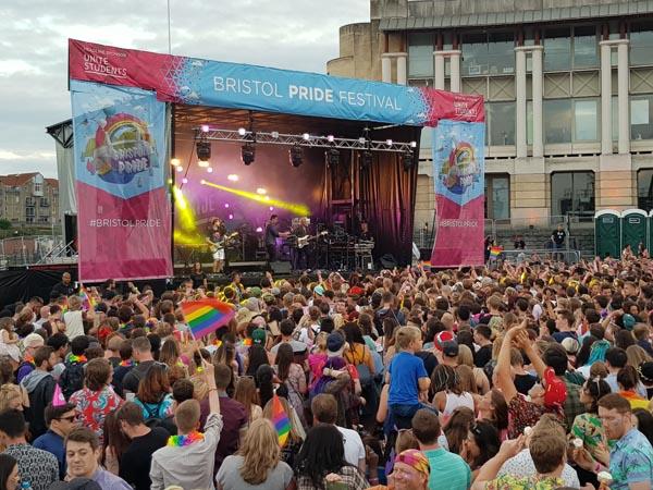 Bristol Pride announce plans for 2018