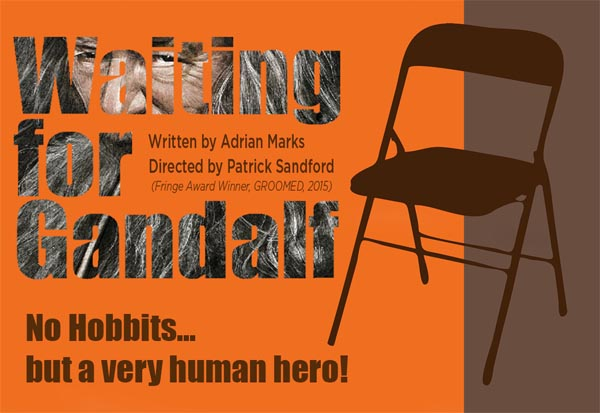 Brighton Fringe PREVIEW: Waiting for Gandalf by Adrian Marks