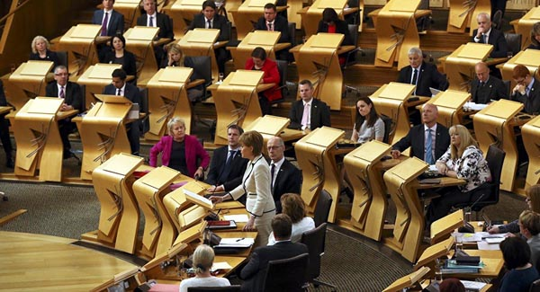 Scottish Parliament to vote on pardons for gay and bisexual men
