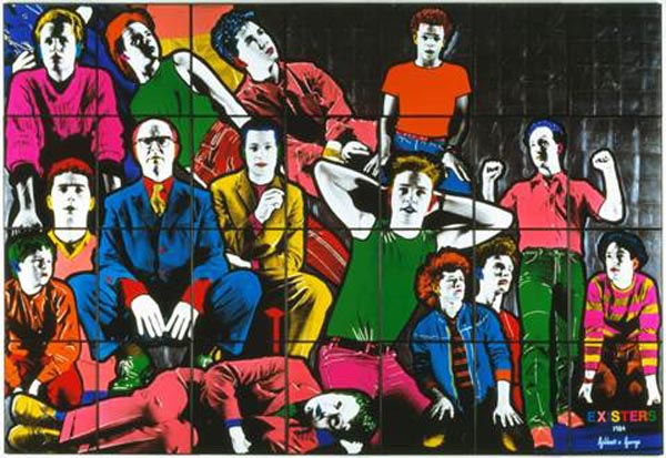 PREVIEW: ARTIST ROOMS – Gilbert & George
