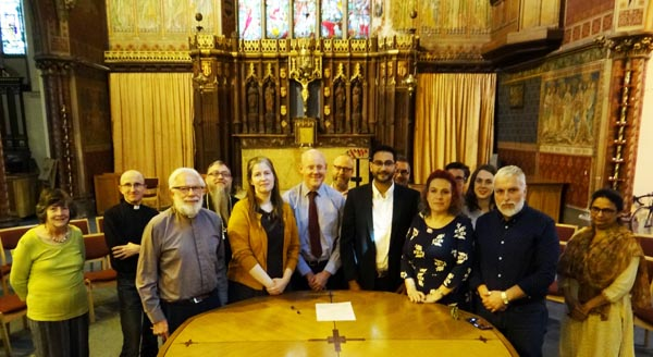 Faith groups unite to combat religiously motivated hate crime