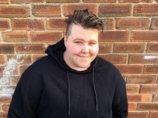18 year old trans man joins Newcastle Pride committee