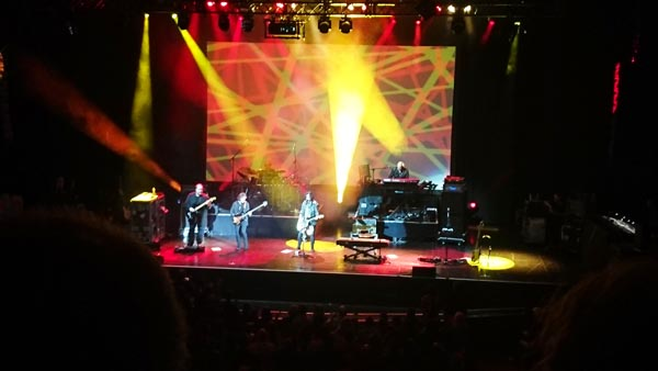 REVIEW: Marillion cause a twister at Brighton Dome