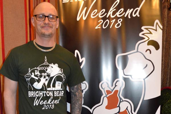 Brighton Bear Weekend add new colours to range of t-shirts