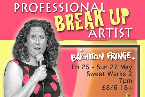 Brighton Fringe PREVIEW: Professional Breakup Artist – Annabelszki