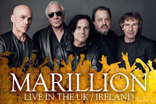 PREVIEW: MARILLION @Brighton Dome on April 16