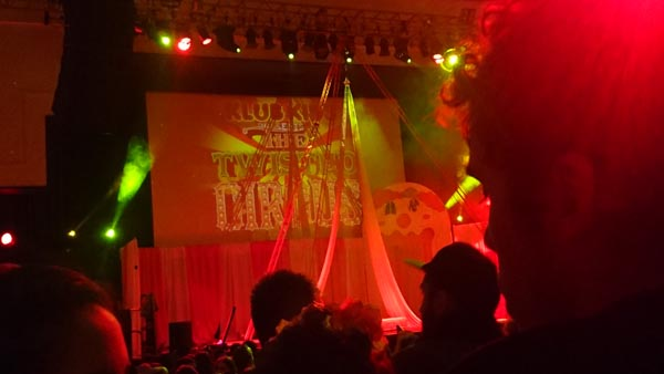 REVIEW: Journey to a Twisted Circus @Troxy, London