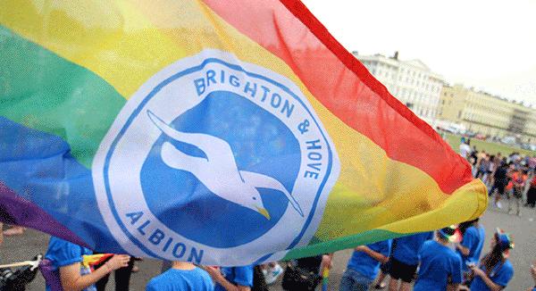 Albion partners with Brighton & Hove Pride 2018