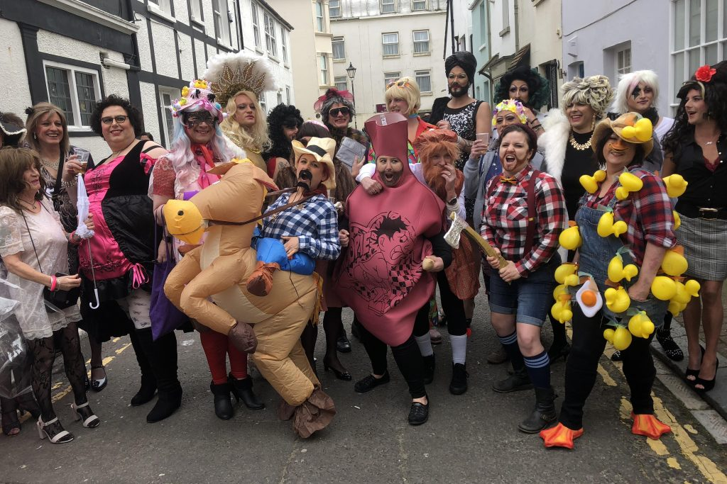 Annual Easter Bonnet Parade raises £1,883.66 for Rainbow Fund