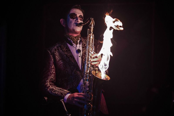 REVIEW: And the Devil Will Drag You Under @Brighton Spiegeltent
