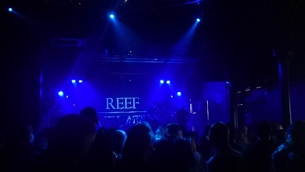 GIG REVIEW: Reef @Concorde 2