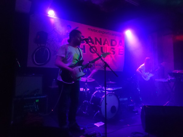GIG REVIEW: Canada House @The Great Escape