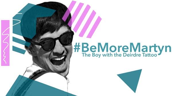 Fringe REVIEW: #BeMoreMartyn @The Warren Theatre Box