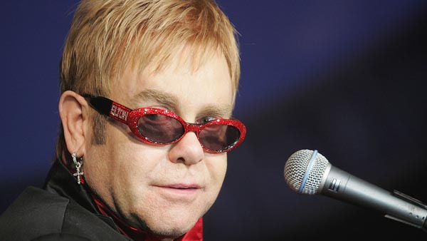 Sir Elton John to deliver landmark lecture on HIV in remembrance of Princess Diana