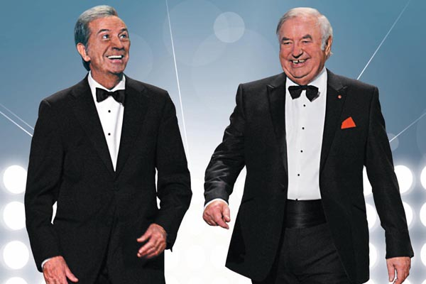 PREVIEW: Des O'Connor and Jimmy Tarbuck live in Eastbourne