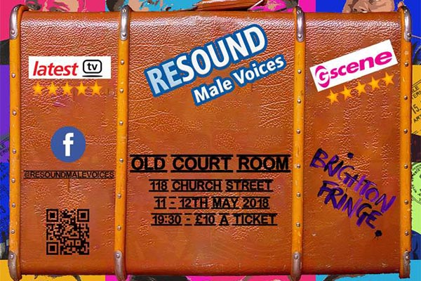 Fringe REVIEW: Excess Baggage – Resound Male Voices