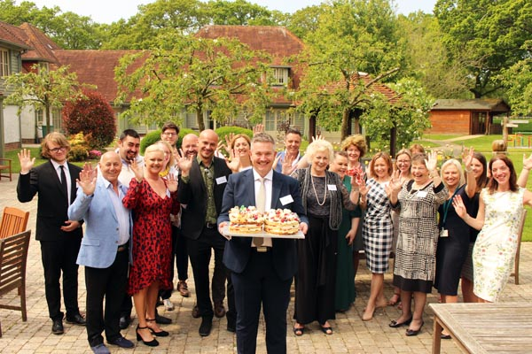 Ten years supporting Chestnut Tree House