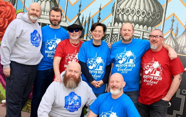 Record numbers expected for Brighton Bear Weekend 2018