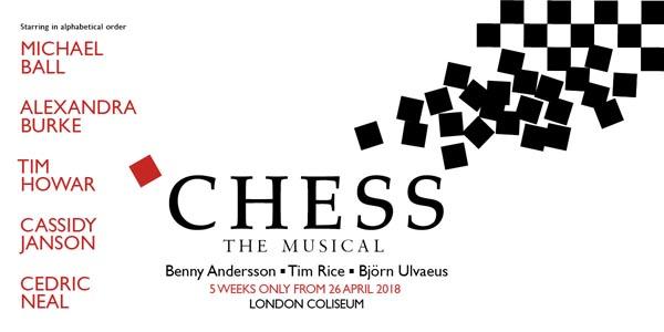 Check Mate: Chess @The Coliseum, London