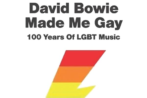 Book REVIEW: David Bowie Made Me Gay by Darryl W Bullock